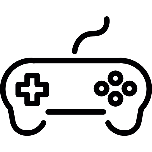 game controller with wire