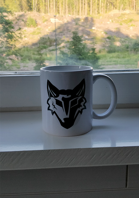 The King of all mugs